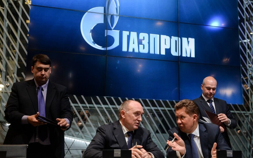 "Долг ""Газпрома"" по штрафу Литве вырос до 42 млн. евро"