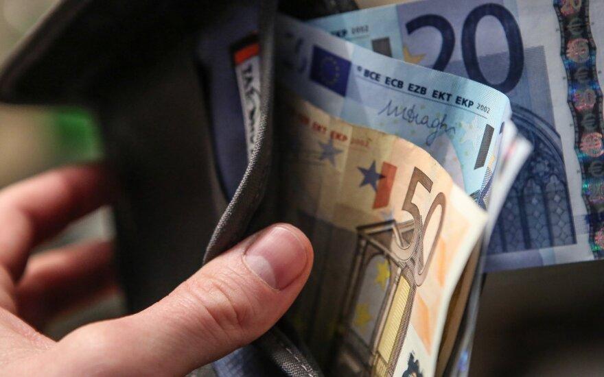 Специалист оценил литовские зарплаты