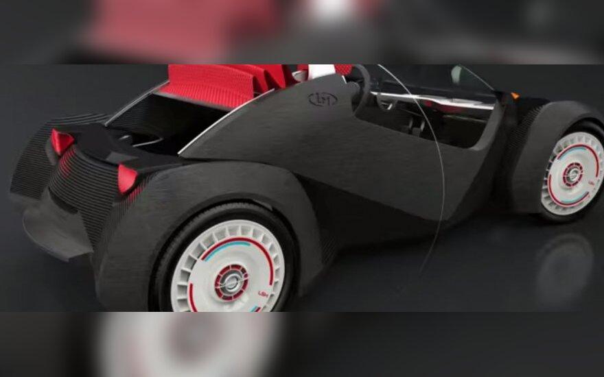 Samochód 3D