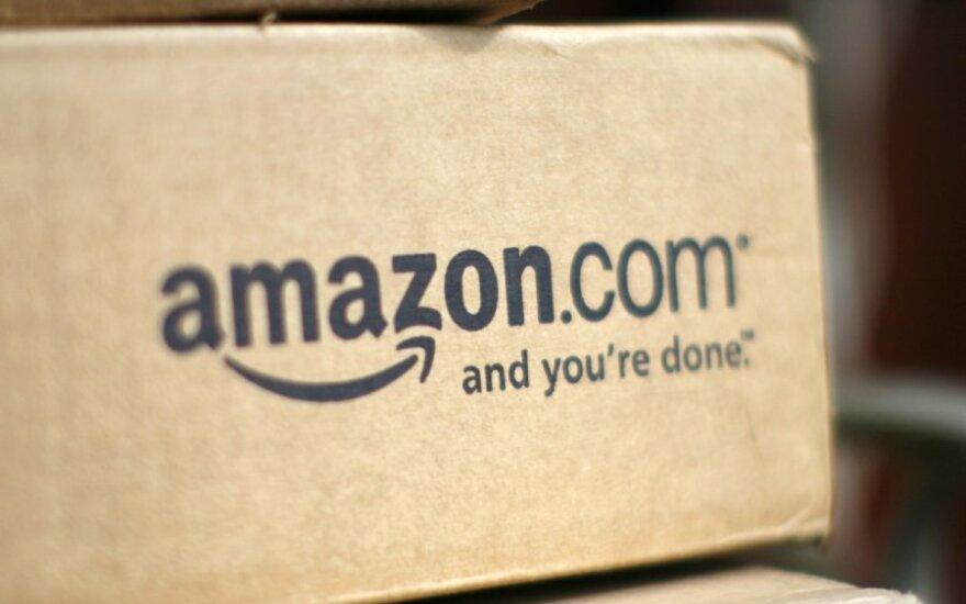 Amazon logotipas