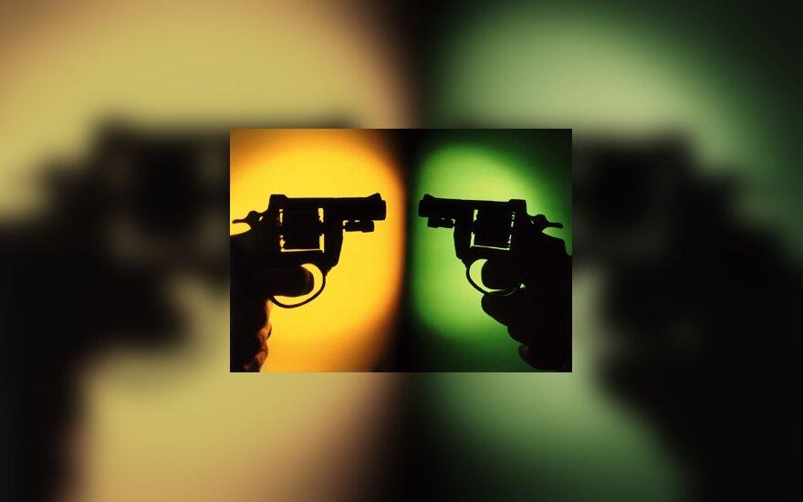 Pistoletas, pistoletai, ginklai
