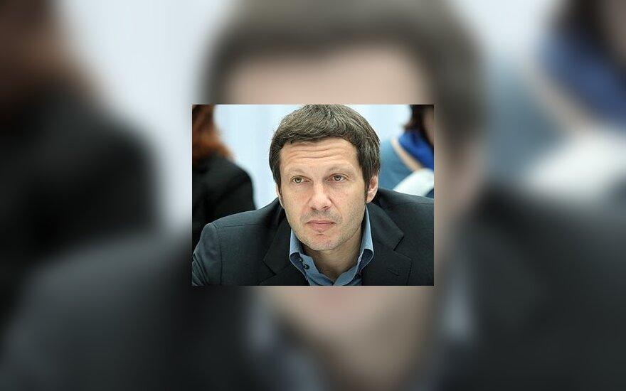 Собчак назвала Соловьева самым талантливым пропагандистом