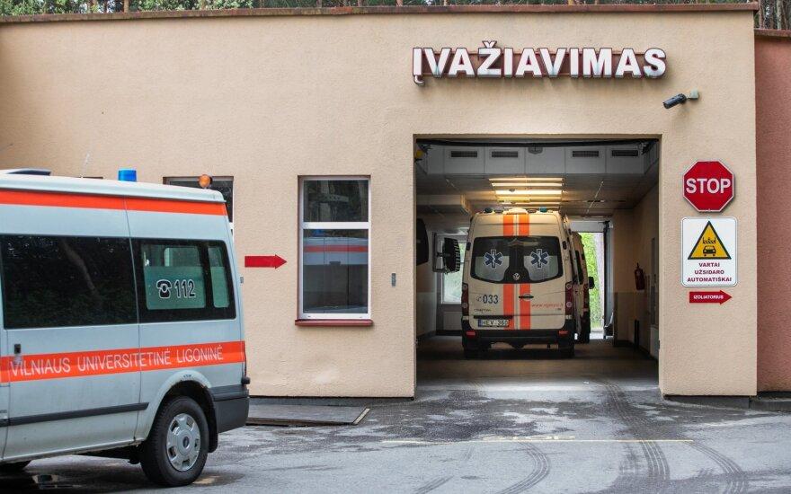В Литве в скором времени не будут выдавать больничные в случае самоизоляции