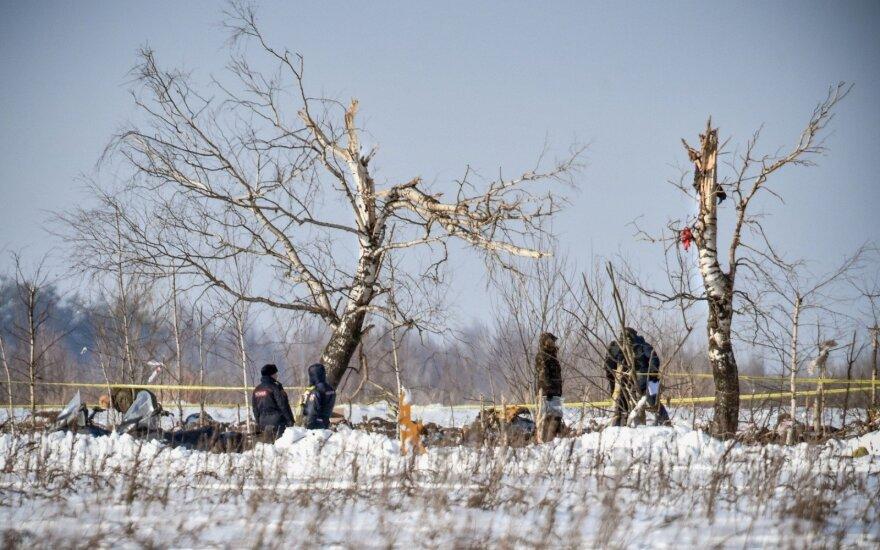 Следствие: разбившийся под Москвой Ан-148 взорвался уже после падения