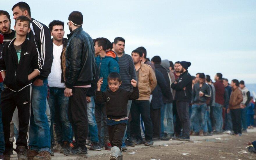 Великобритания переживает рекордный прирост мигрантов из ЕС