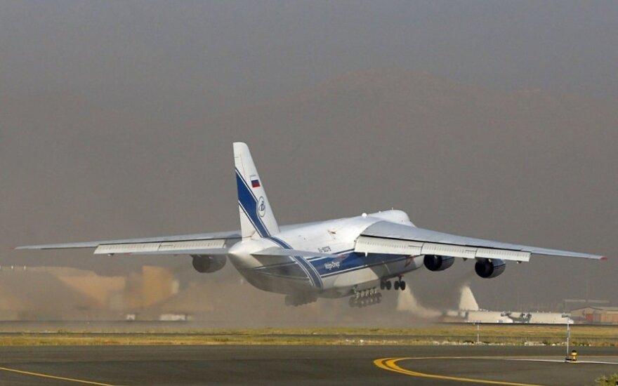 Россия хочет возобновить выпуск украинского самолёта