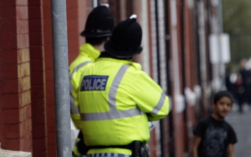 Британская полиция разыскивает близких умершего гражданина Литвы