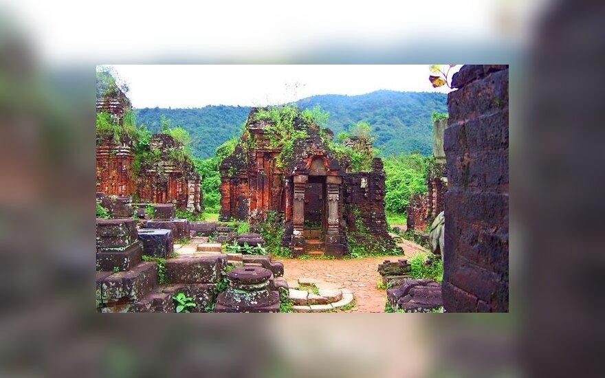 Древний город Вьетнама оказался на грани исчезновения