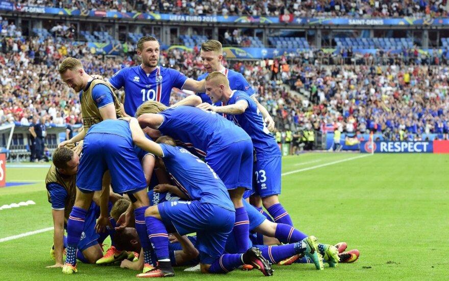 Исландия вырывает историческую победу и выходит в 1/8 финала на Англию