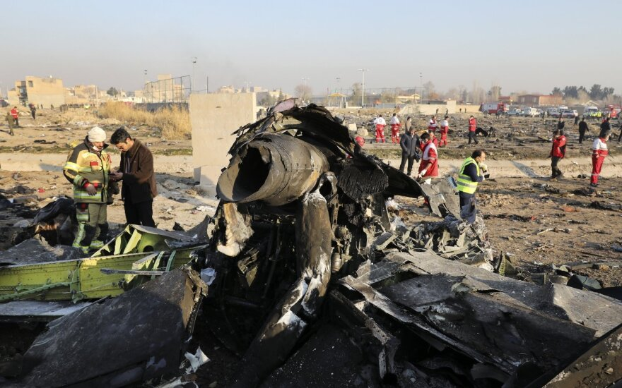 NYT: иранские военные 3 дня скрывали от президента причины крушения украинского Boeing