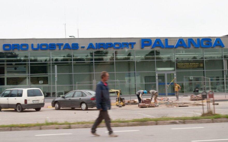 Никто не предлагает менять названия аэропортов Литвы