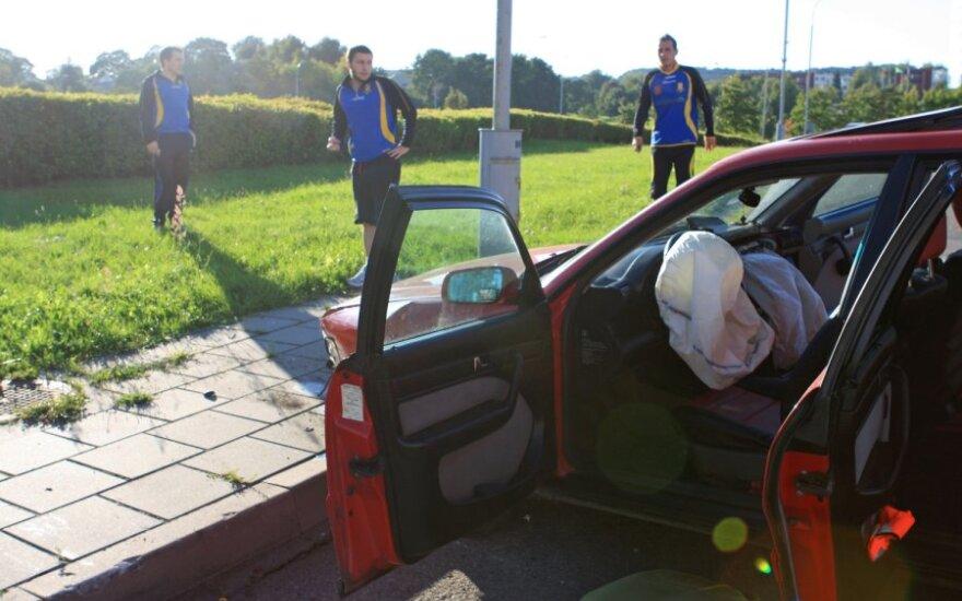 За неделю на дорогах Литвы погибли 10 человек