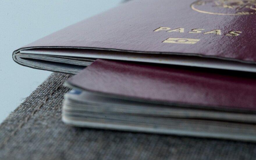"""Литовцы мира: """"паспорт литовца"""" вместо гражданства не заменит настоящий документ"""