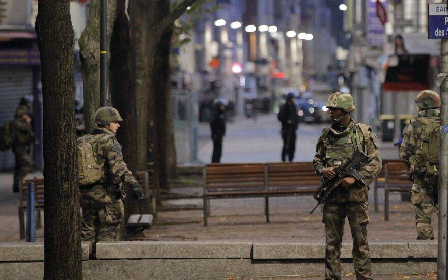 В Бельгии 11 человек обвинили в подготовке нападений в Париже