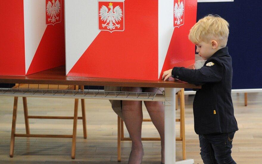 В Польше проходят местные выборы