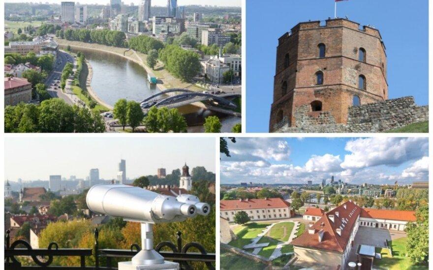 Увидеть Вильнюс и обомлеть — 5 лучших смотровых площадок столицы Литвы