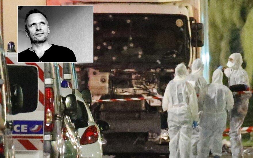 Литовец, ставший очевидцем теракта: рядом с нами стали падать люди