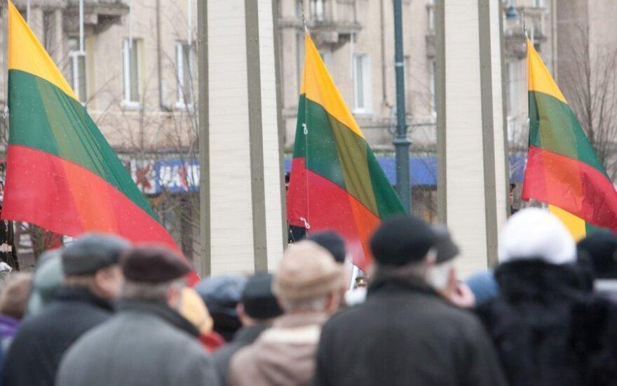 Samsel: Czas na silnych Litwinów