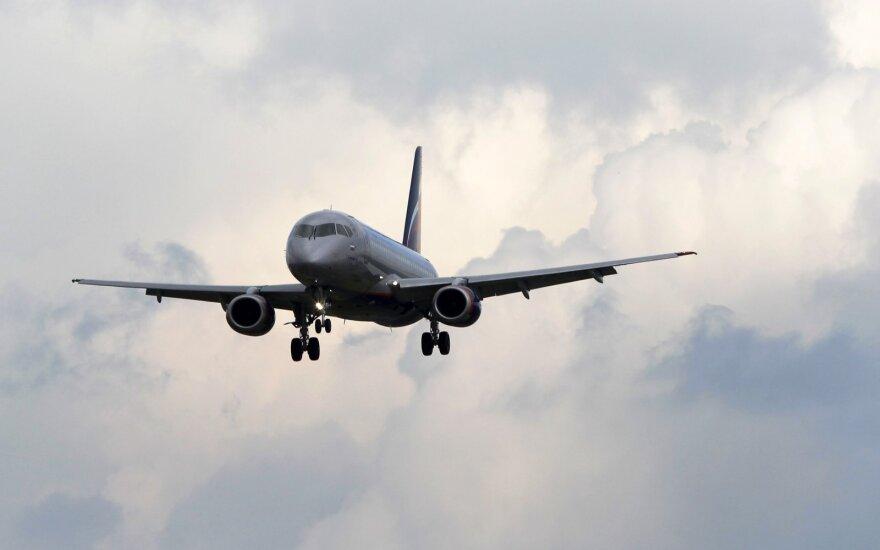 В России четыре самолета совершили экстренную посадку