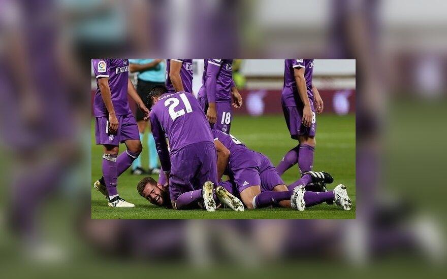 "Смотрим сумасшедший по красоте гол защитника ""Реала"""
