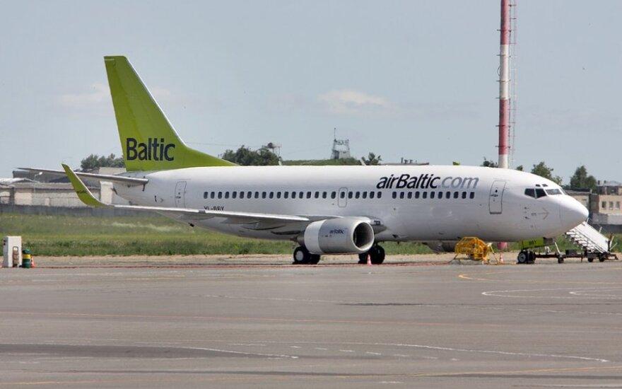 airBaltic должен 5,7 млн. евро фирме литовского экс-политика