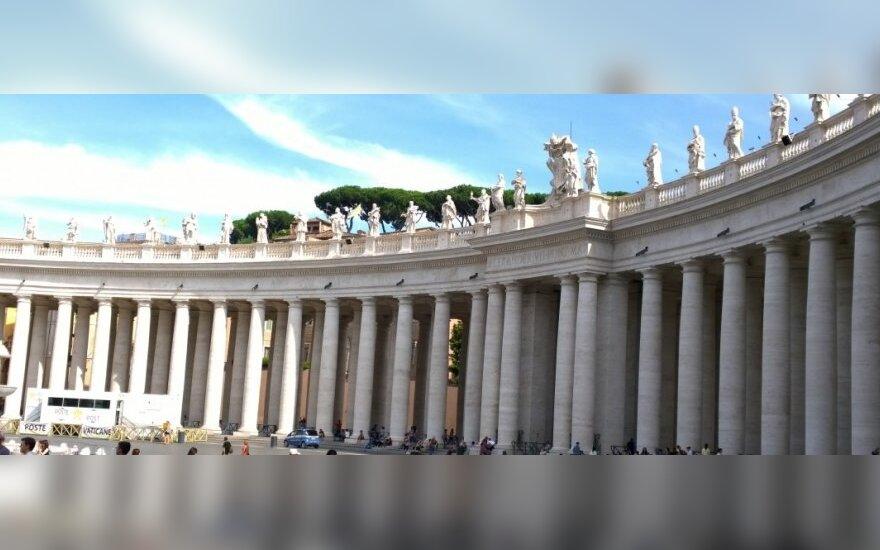 На главной площади Ватикана установят душ для бедных
