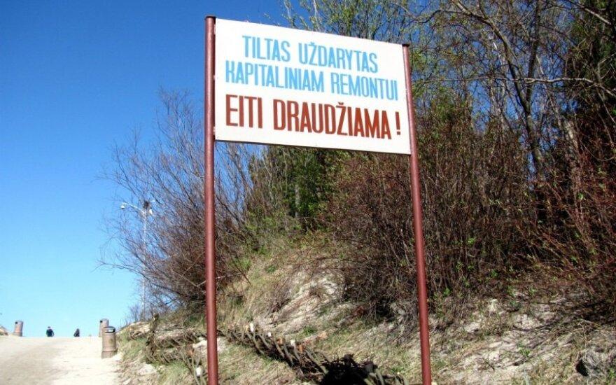 Прокуратура хочет забрать у россиянина землю в Паланге