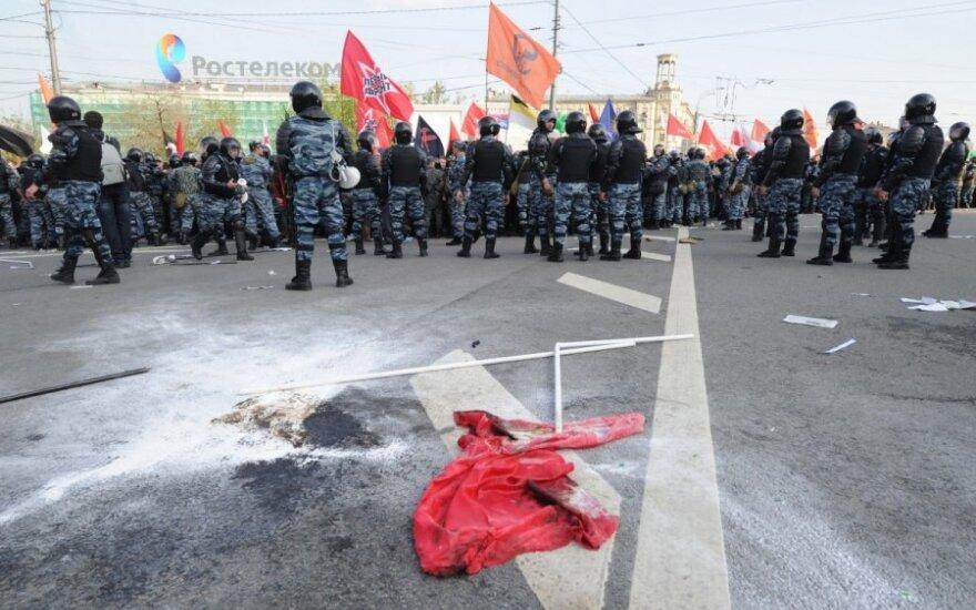 История протеста на Болотной площади