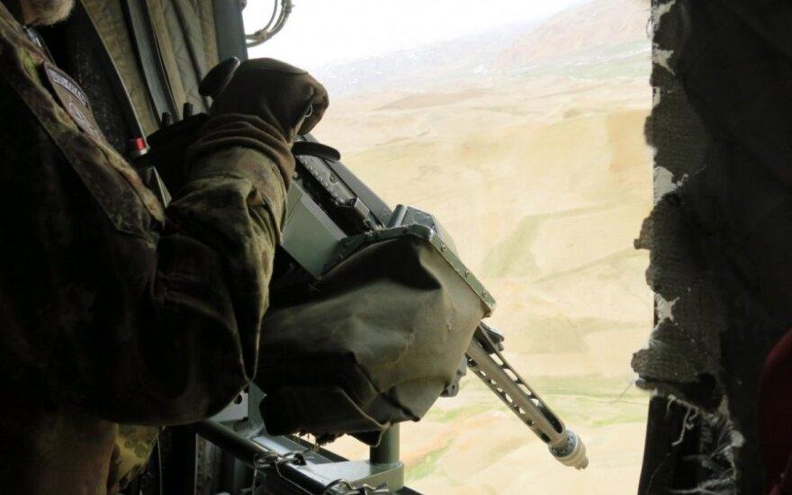 В Мали при столкновении вертолетов погибли 13 французских военных