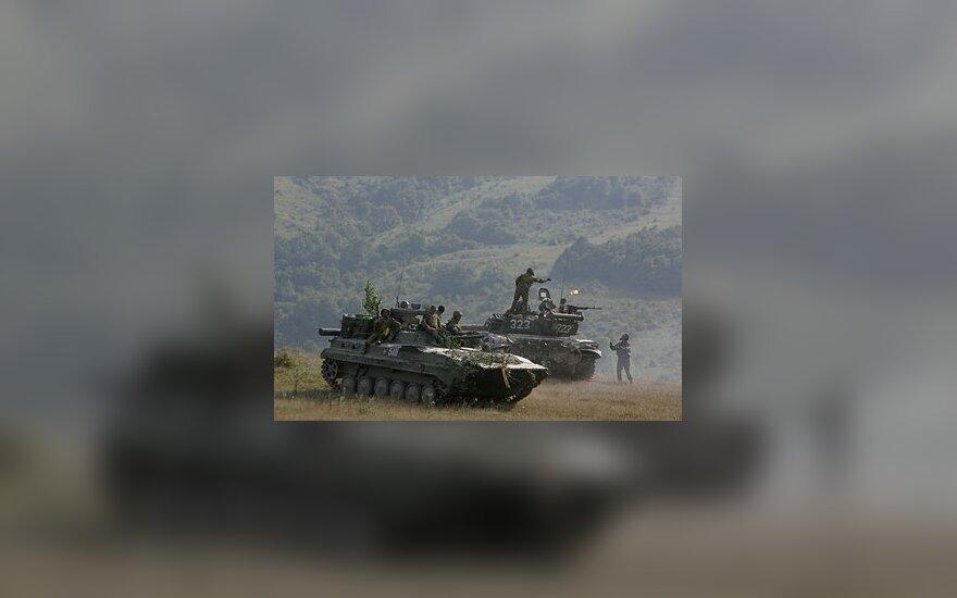 Грузия, война