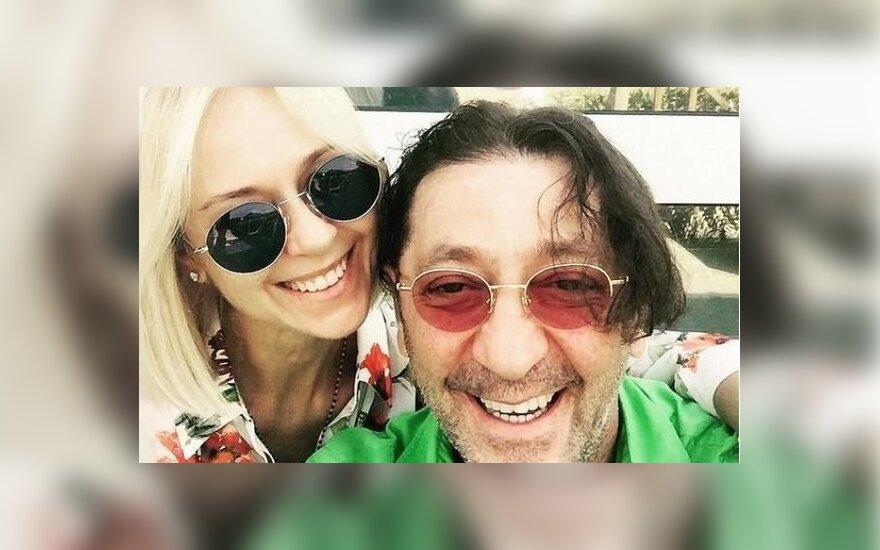 Григорий Лепс уговаривает жену родить ему пятого ребенка