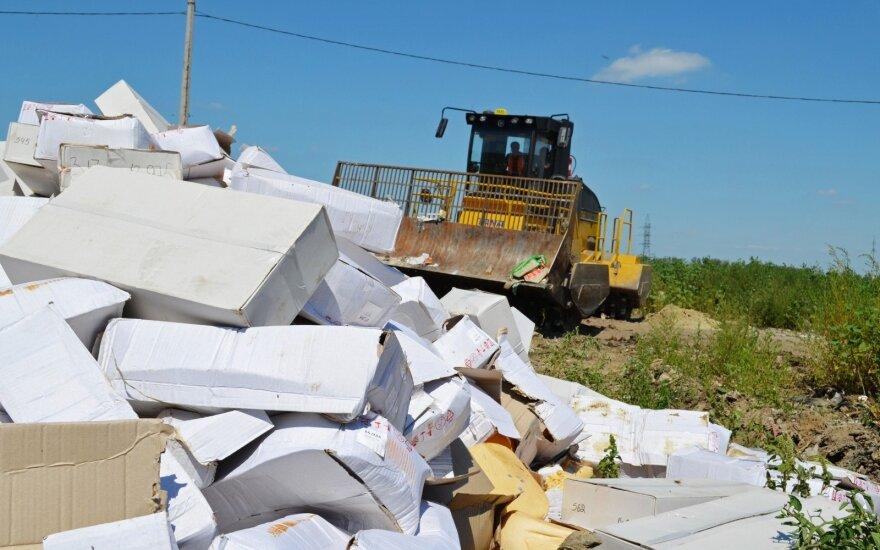 Эксперты: Литва устояла перед российским эмбарго