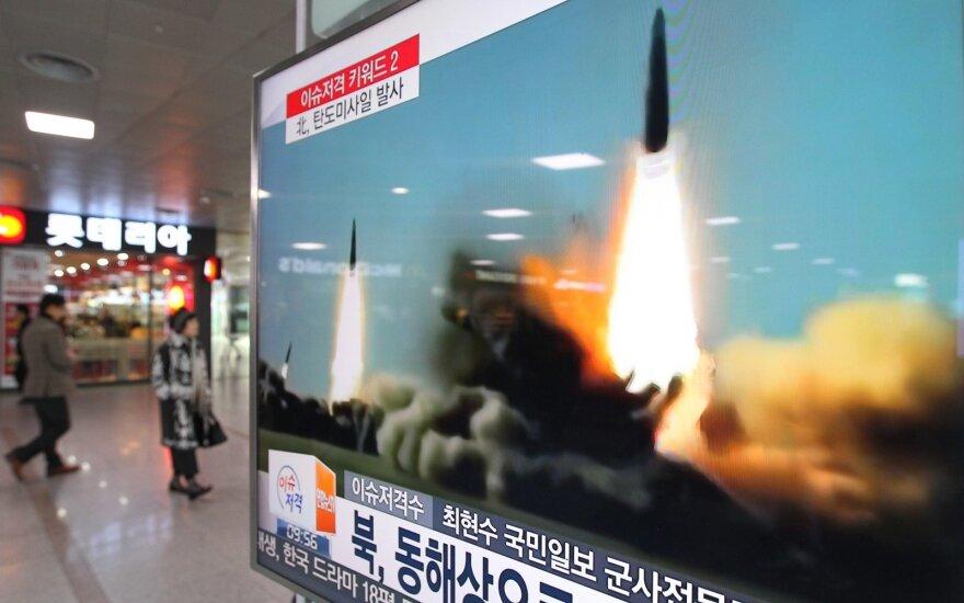 КНДР имитировала удар по резиденции южнокорейского президента