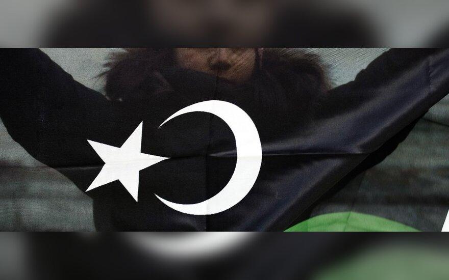 В Ливии повстанцы провозгласили свое правительство
