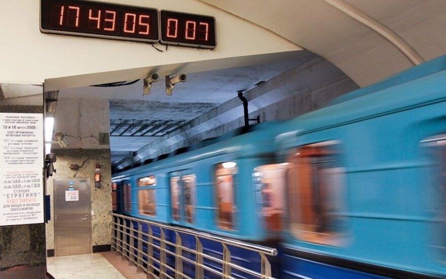 Стрелок из московского метро пробовал выгнать из вагона мигрантов