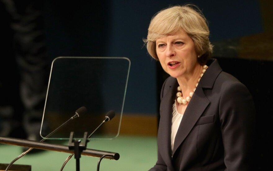 Пресса Британии: Мэй призывает надавить на Путина