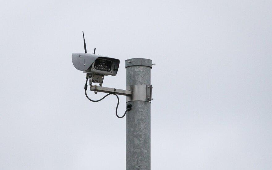 В Вильнюсе появится четыре новых поста контроля скорости