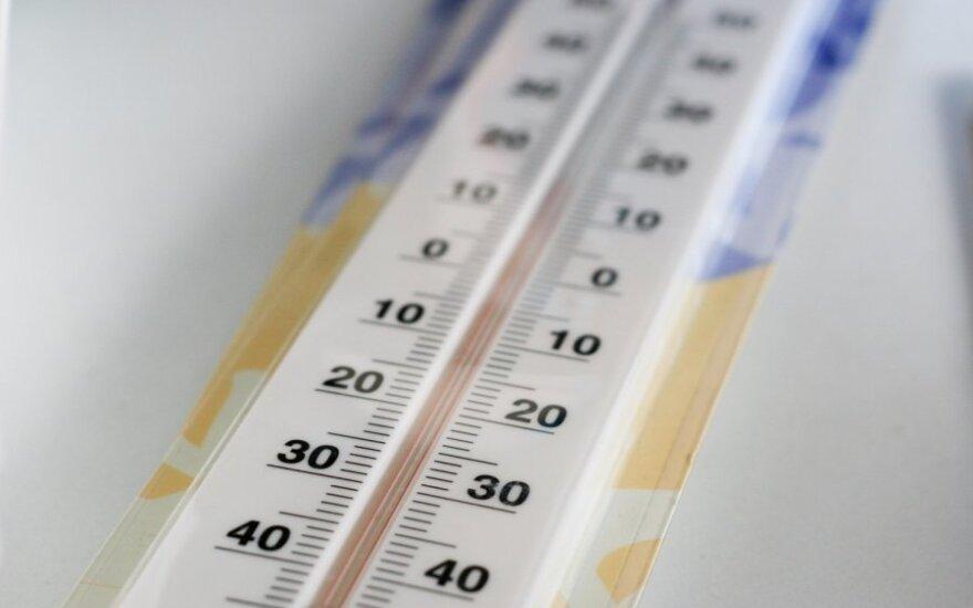 В Сибири установлен температурный рекорд столетия