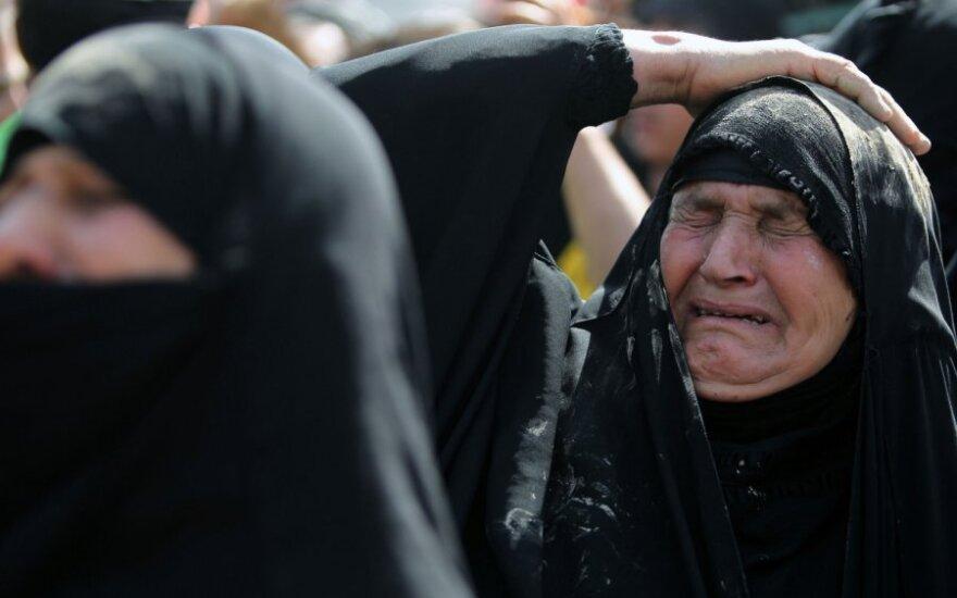 Irake šiitai pagerbia 7-ąjį imamą Musą Kadhimą, per šią šventę įvykdyti du sprogdinimai
