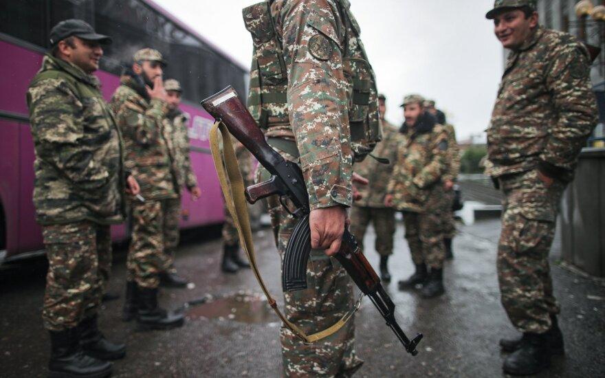 Konfliktas Kalnų Karabache