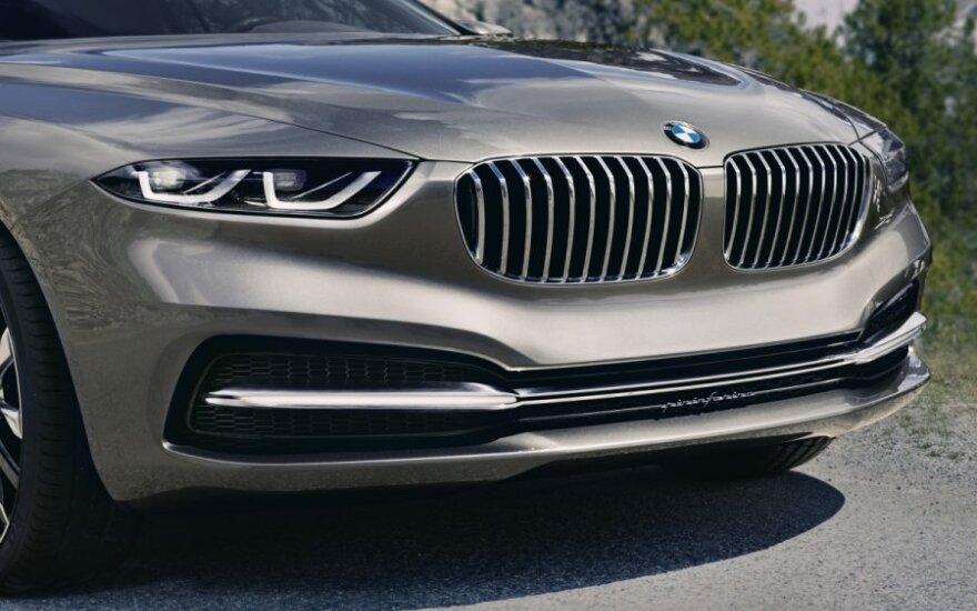 BMW и Pininfarina представили шикарное совместное купе