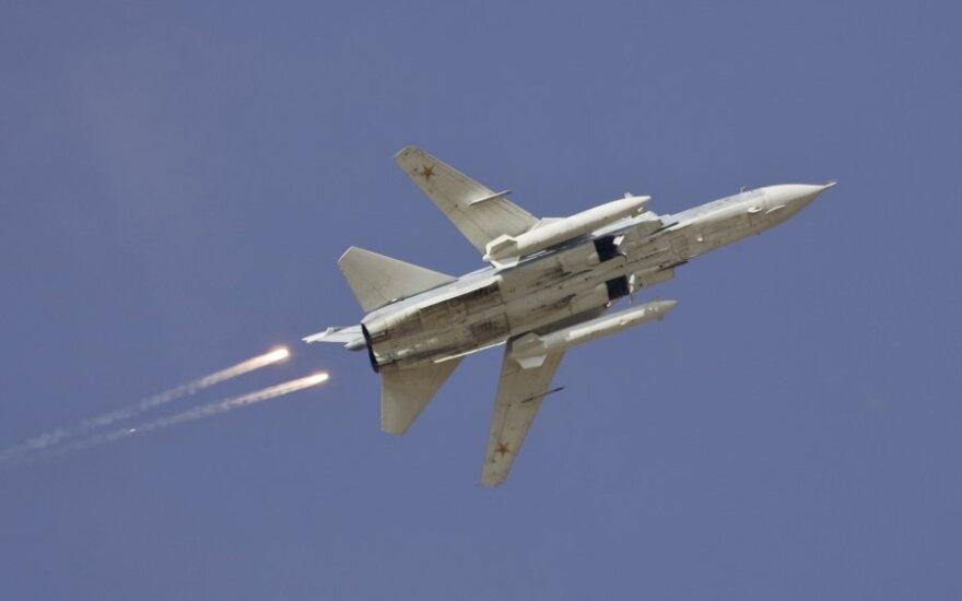 Lėktuvas Su-24