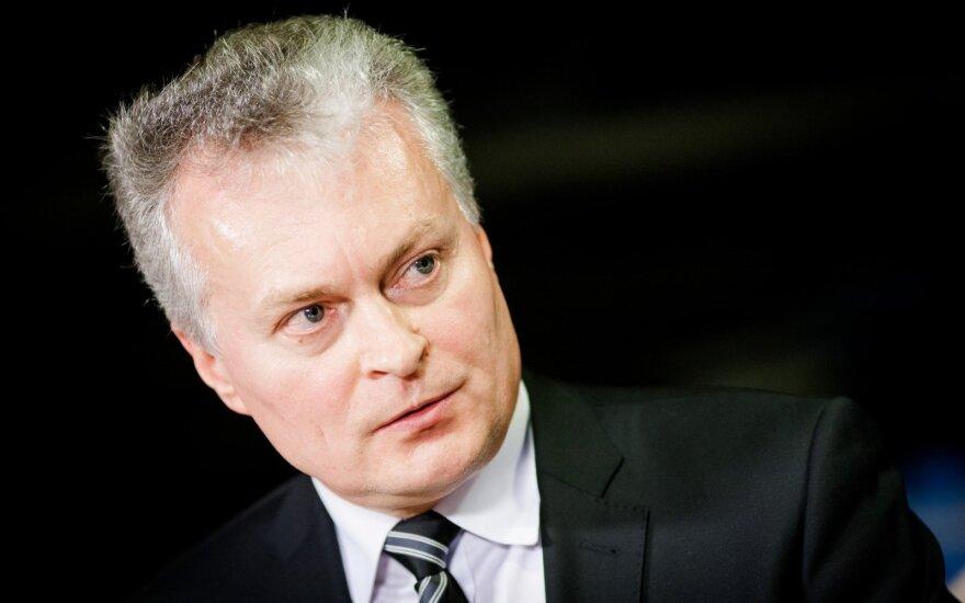 Науседа: 2016-ый для экономики Литвы будет более успешным