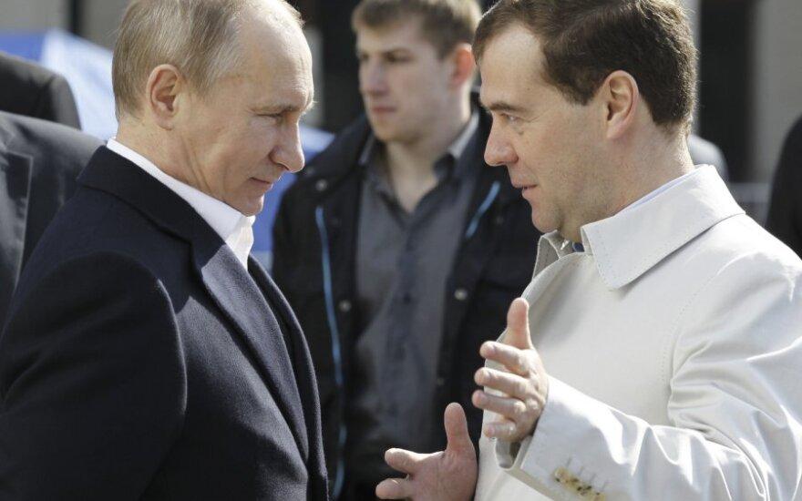 Rosyjski tandem rozpędzi gospodarkę Rosji?