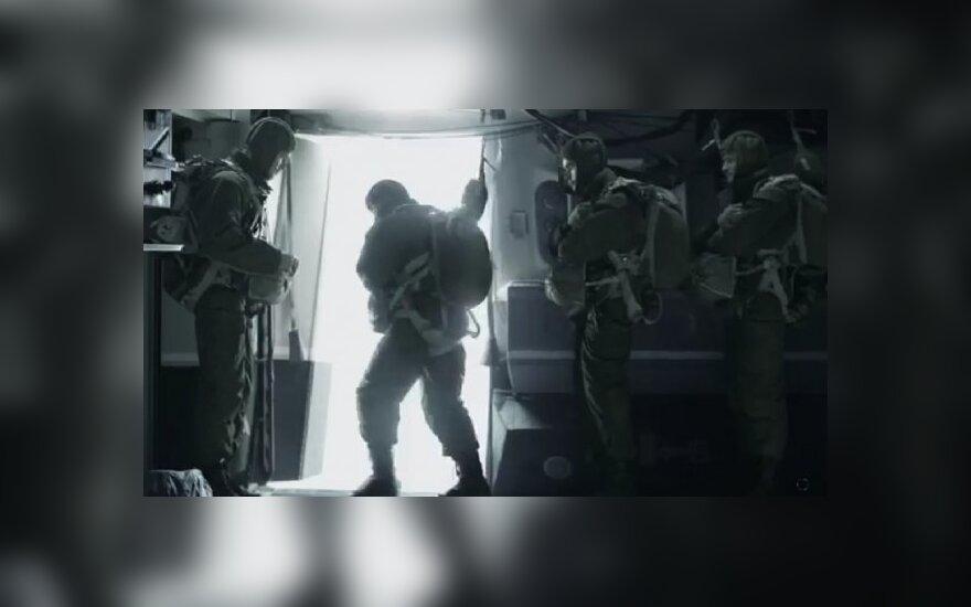 В России сняли откровенно агрессивный ролик о службе в армии