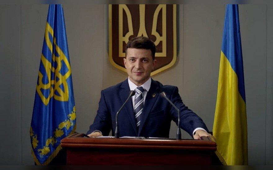 """Шоумен Зеленский закончил снимать """"Слугу народа"""""""