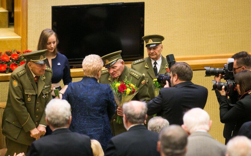 Российские каналы могут наказать за информацию о борцах за свободу Литвы