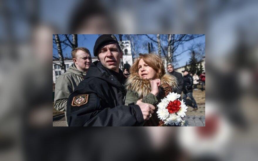 """В центре Минска в """"День Воли"""" — массовые задержания вместо марша"""