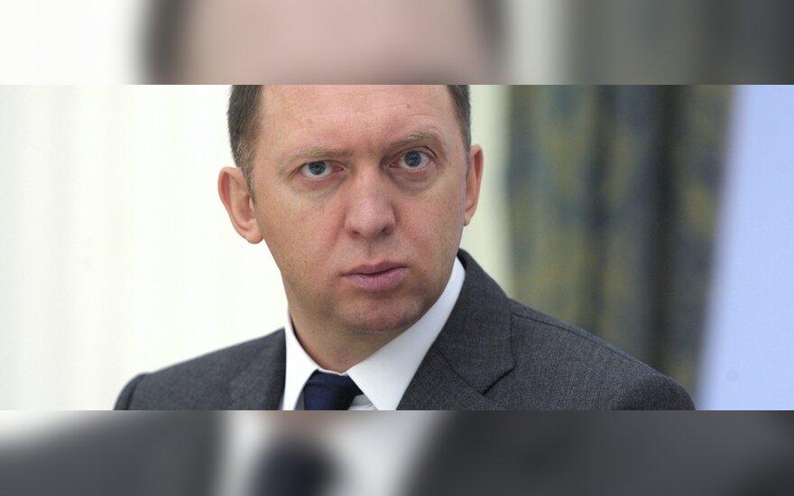 Olegas Deripaska