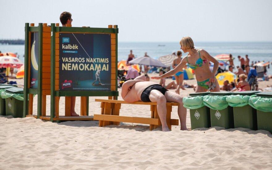 Синоптики прогнозируют жаркое и сухое лето